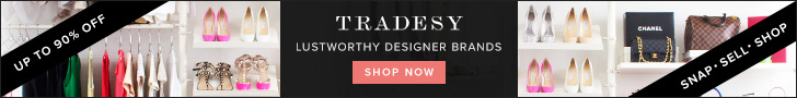Up to 90% off Lustworthy Designer Brands!