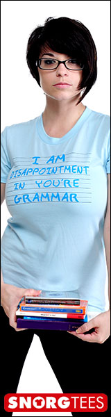 I Am Disappointment In Your Grammar
