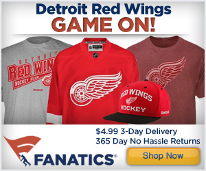 Shop for official 2011 Detroit Red Wings Team Gear at Fanatics