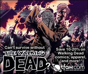 TFAW.com has the Waliking Dead