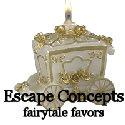 Fairy Tale Themed Wedding Favors