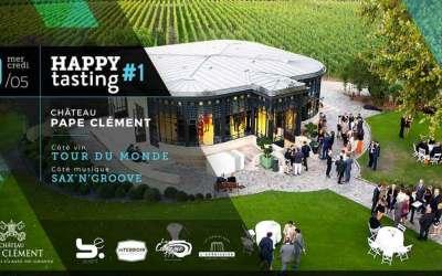 HAPPY TASTING#1 Château Pape Clément