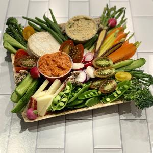 Crudite Graze Box