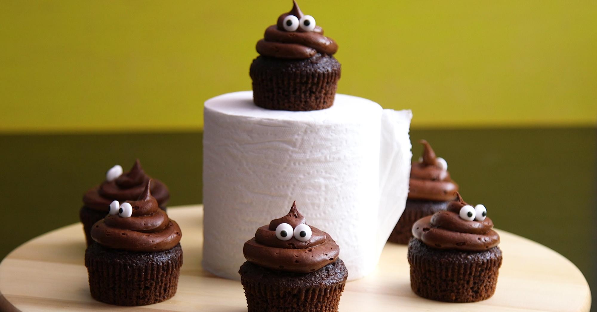 Poop Emoji Cupcake Recipe Shared Com