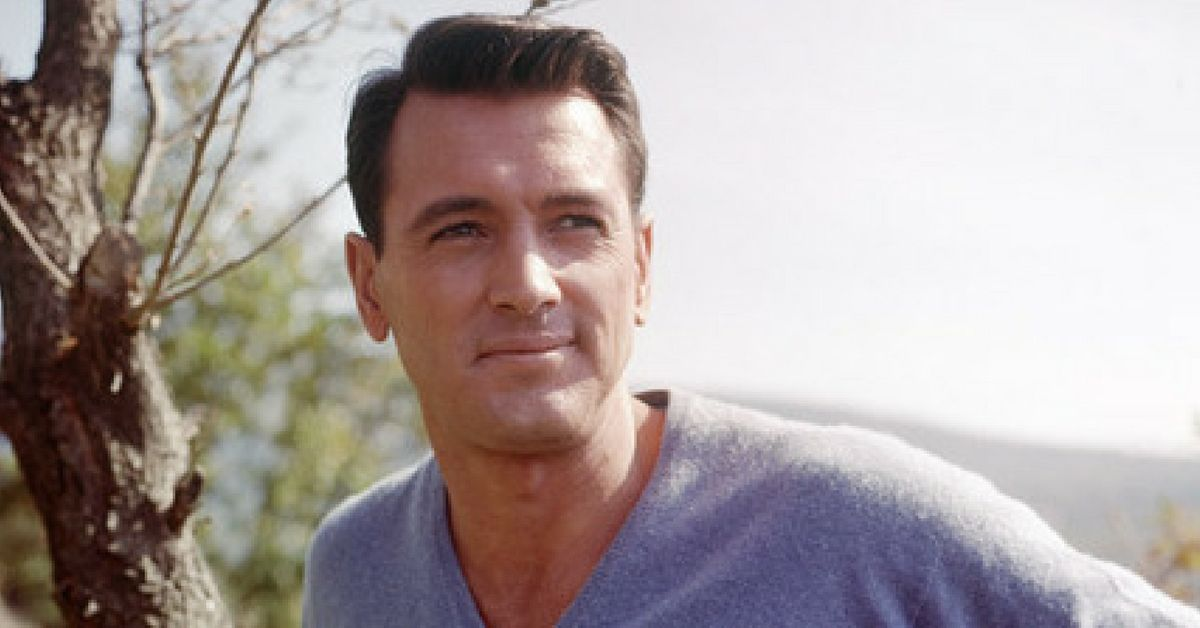 15 Facts About Rock Hudson That Will Make You Wish He Was A Star Of Today