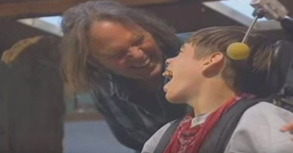 The Heartbreaking Story Of Neil Young's Disabled Son