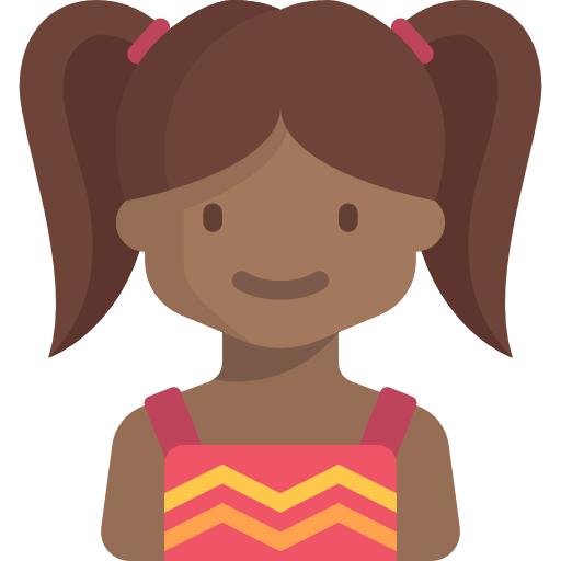 Profile Girl Child User Kid People Young Avatar Icon