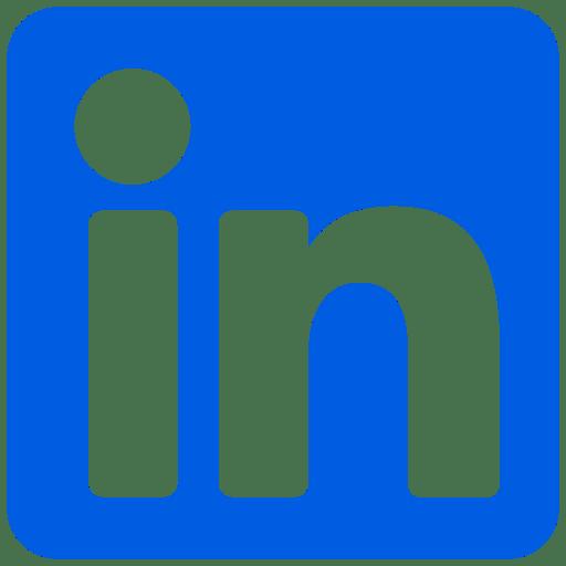 Color, Circle, linkedin icon icon
