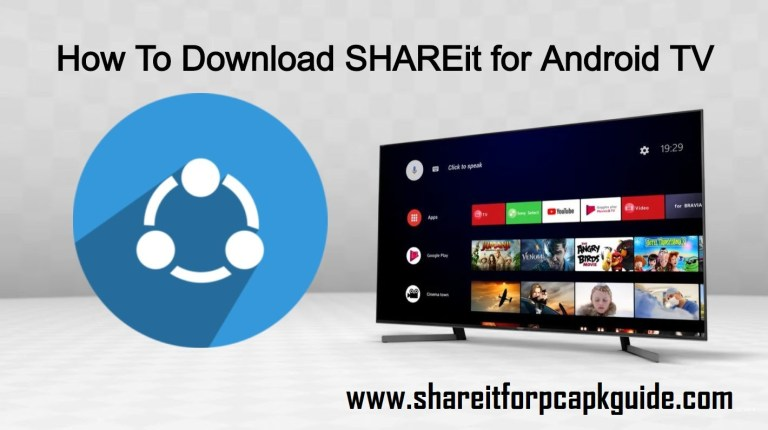 shareit app download for smart tv