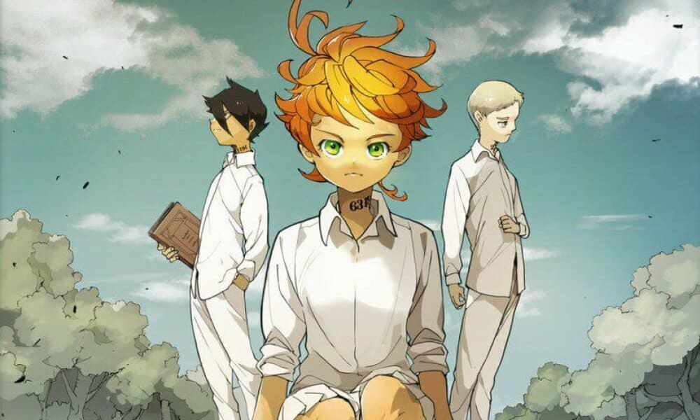 The Promised Neverland Manga will conclude in Issue #28 of the Weekly Shonen Jump!