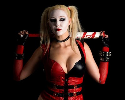 Betty Nukem as Harley 1
