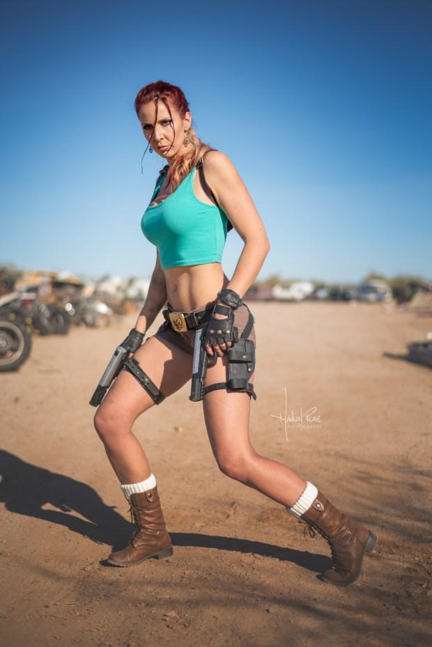 ElleyCat | Lara Croft