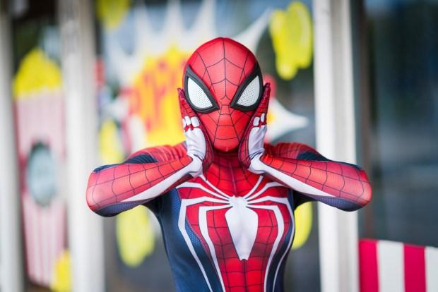Vixie Cosplay   Spidergirl