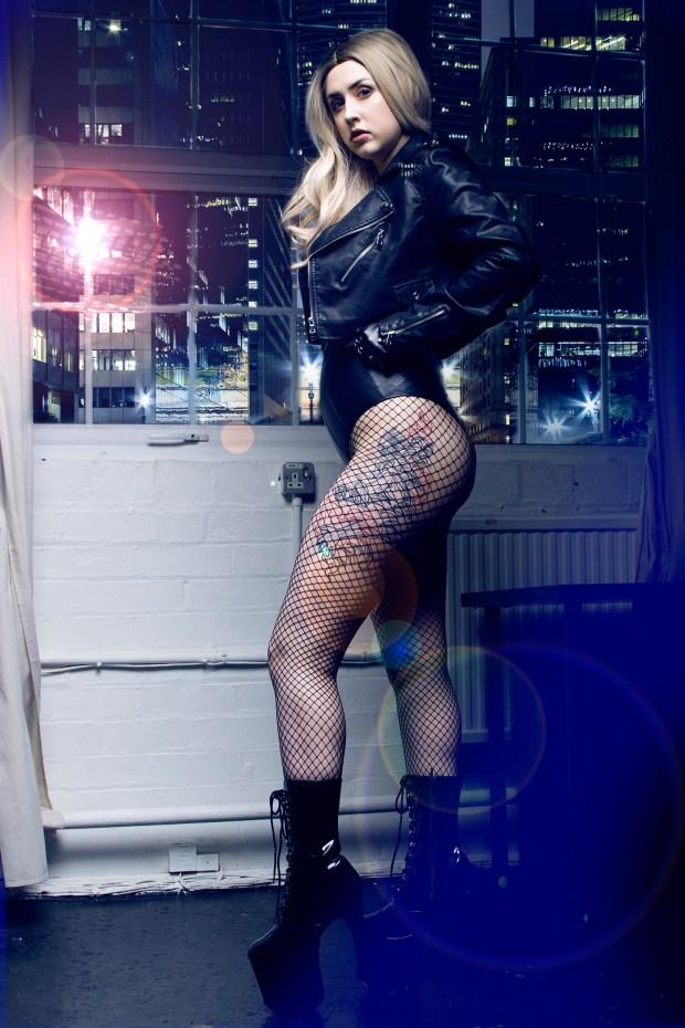 SMCDaily: Lisha Blackhurst | Black Canary | Share My Cosplay