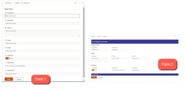 Customize SharePoint list forms without PowerApps
