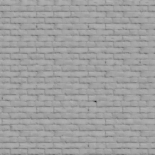 PBR brick wall white displacement - wall, brick - white wall, white brick wall, wall