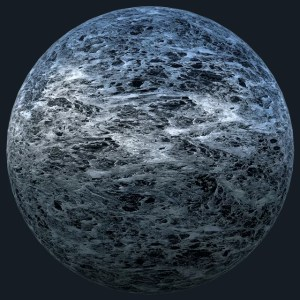 Seamless blue marble texture