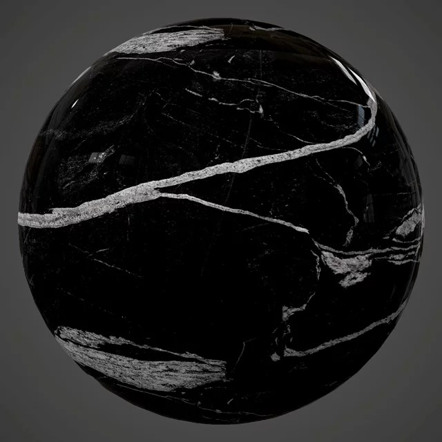 BLACK EAGLE - POLISHED - MARBLE