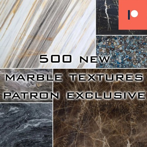 500 marble textures