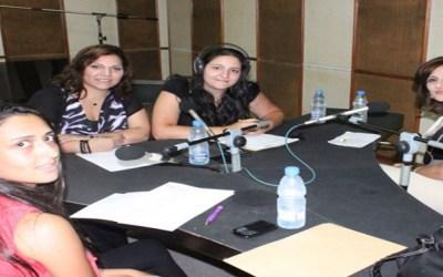 حلقة حول مشاركة النساء السياسية