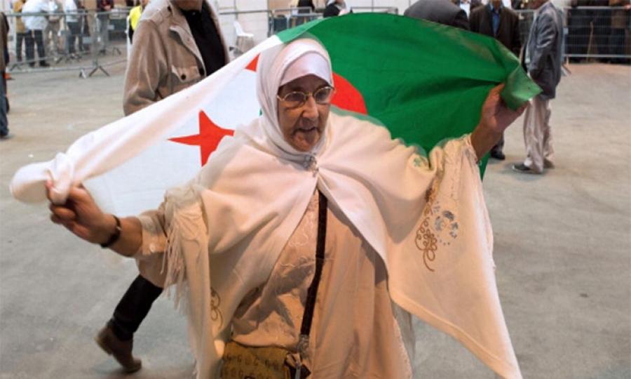 المسنات الجزائريات في دائرة الحماية
