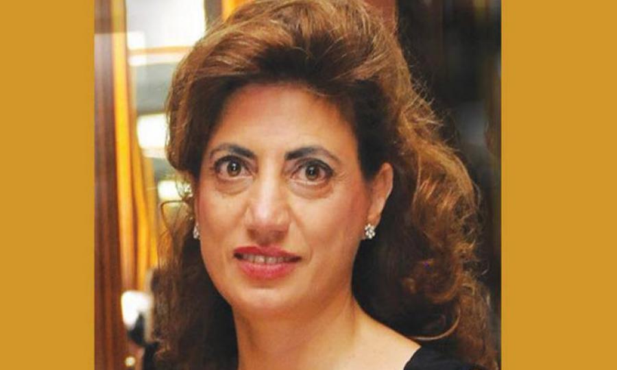امرأة العام 2016 لبنانية