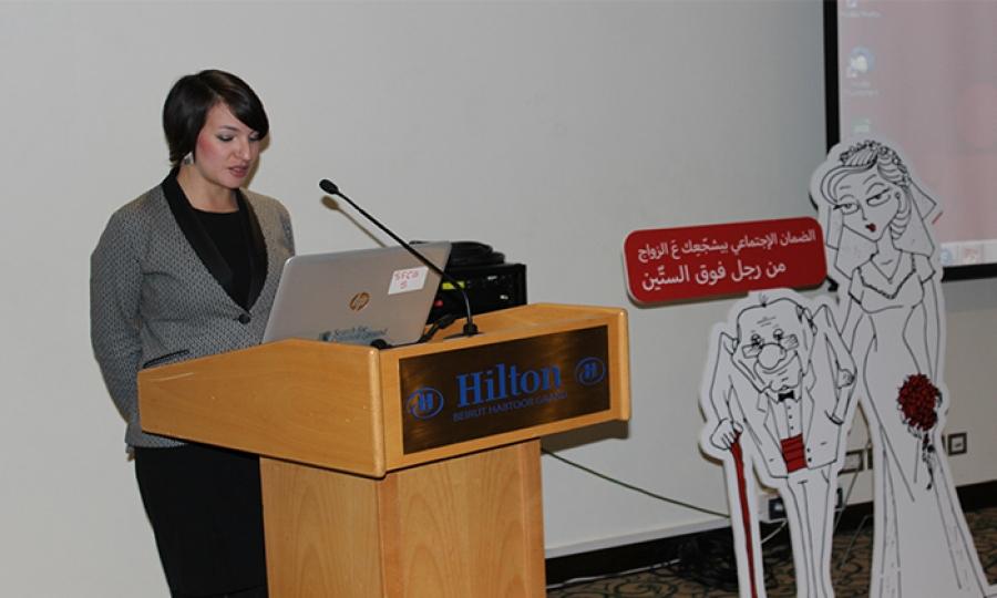 كوارث في التمييز ضد المرأة  في القانون اللبناني