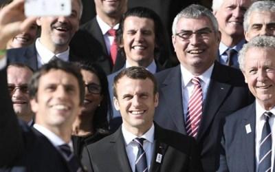 الحكومة الفرنسية…نصفها نساء