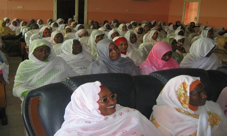المرأة تطالب بتمثيل عادل في المراكز القيادية في السودان