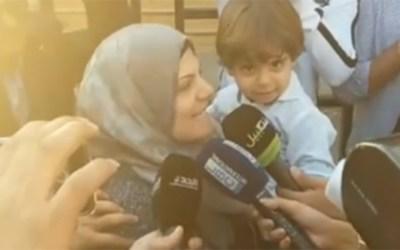 ثورة ضد الظلم على المرأة أعلنتها فاطمة حمزة