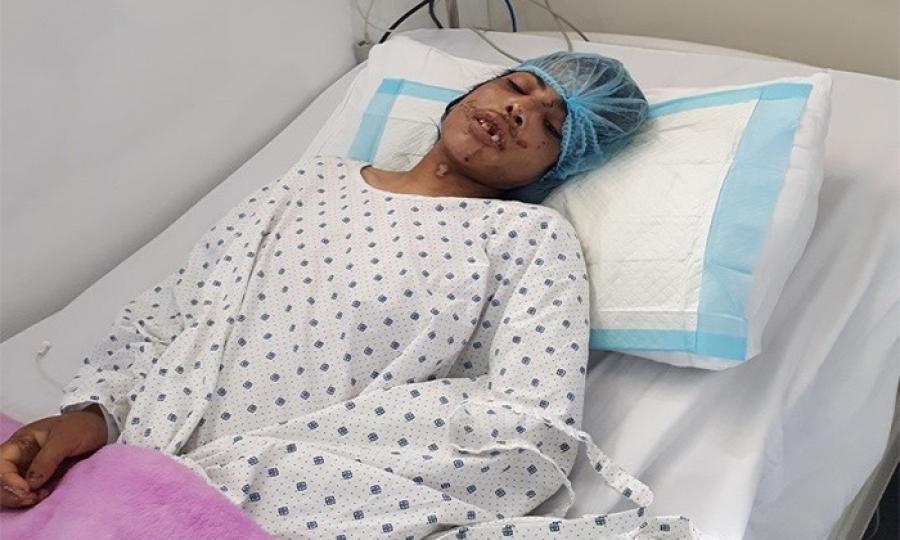 شوّه جسد زوجته وضرب ابنته البالغة من العمر 6 أشهر في بعلبك