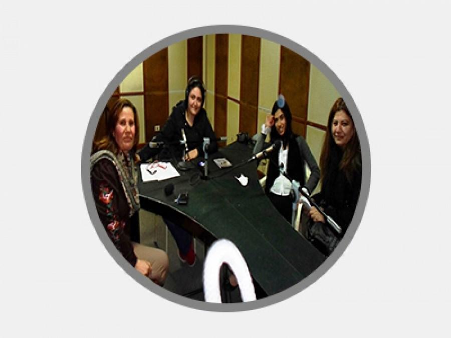 حلقة حول المشاركة السياسية والعامة للنساء الفلسطينيات