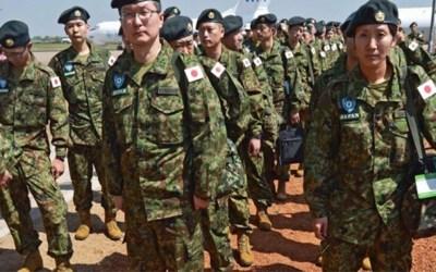طوكيو ترفع من نسبة الفتيات في قواتها