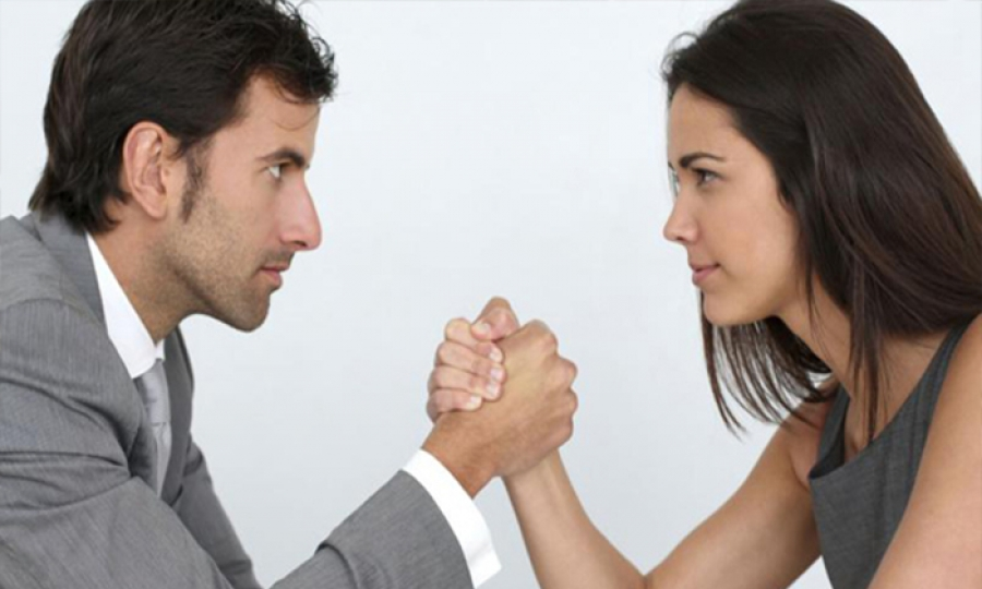 المرأة تغلبت على الرجل …كيف؟