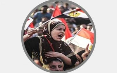حلقة حول دور النساء في الثورات العربية والسياسة في مصر وفلسطين