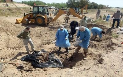 العثور على رفات محاميات وموظفات حكوميات في مقبرة جماعية بالموصل