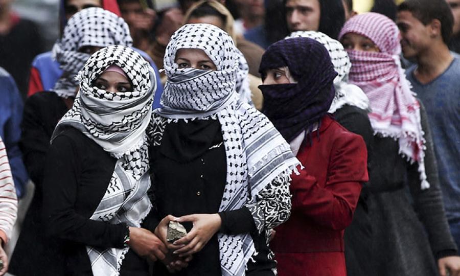 إلغاء عطلة يوم المرأة في فلسطين