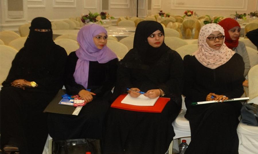 المرأة في الإعلام اليمني …مغيّبة