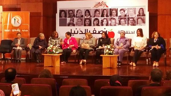 2018 عام الانطلاق للمرأة المصرية