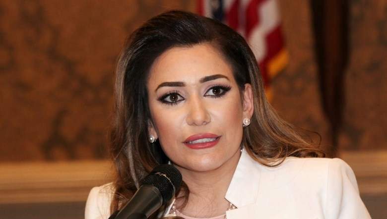 اللبنانية فدوى حمود أول عربية في منصب محامية الإستئناف الأولى لولاية أمريكية