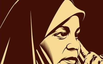 مرضية هاشمي صحافية إيرانية معتقلة بشكلٍ تعسفي في أمريكا