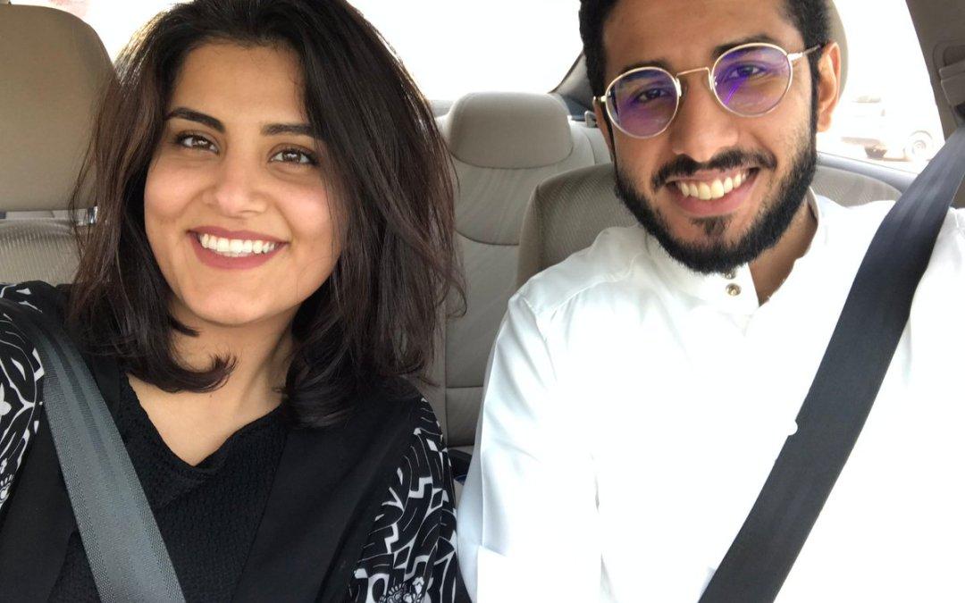 لجين الهذلول تعذّب، تهدّد بالإغتصاب، تطلّق من زوجها وتحرق بين فخذيها بأمر من سعود القحطاني