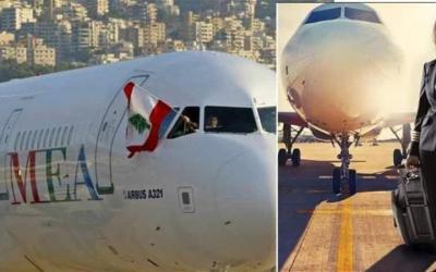 """بعد كسر رولا حطيط احتكار الرجال لمهنة قيادة الطائرات: إليكم\ن أسماء وصور النساء الأربع اللواتي انضمين إلى فريق شركة """"طيران الشرق الأوسط"""""""