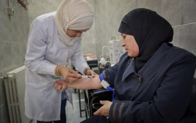 الفلسطينيات في لبنان يعانين من التمييز في القطاع الصحي