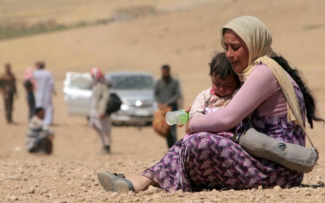 50 أسيرة إيزيدية تم نحرهن على يد قوات داعش، وتهديدات بقتل المزيد