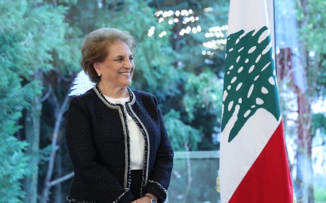اللبنانية الأولى في يوم المرأة العالمي: سنعمل على تصحيح القوانين المجحفة بحقكِ وسنحقق المساواة