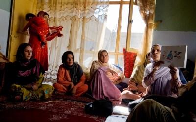 ارتفاع معدلات العنف ضد المرأة الأفغانية