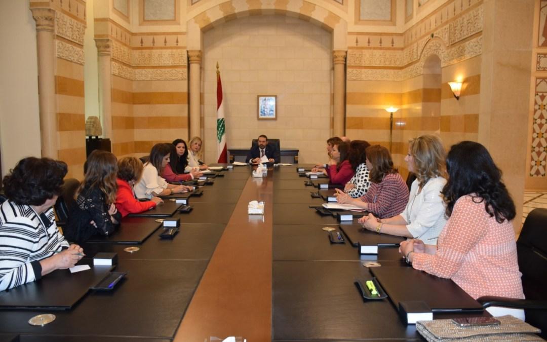 الهيئة الوطنية لشؤون المرأة اللبنانية تتقدم باقتراح قانون حول الجنسية وحملة جنسيتي ترد