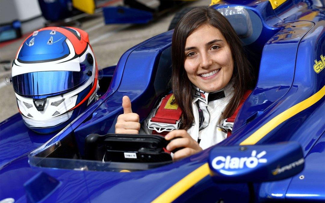 ترقبوا/ن سباق فورمولا للنساء فقط!