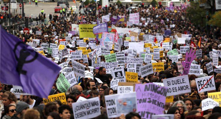 العنف ضد النساء في إيطاليا… أرقام مقلقة!